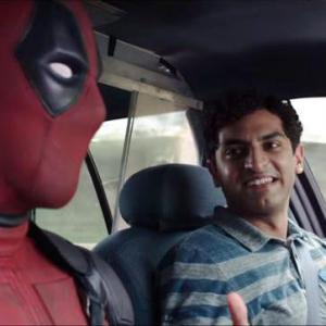 Deadpool: Ako sa volá sok taxikára Dopindera?