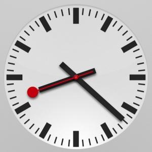 Apple zaplatil 19 miliónov eur za možnosť použitia ikony hodín inšpirovanej švajčiarskymi vlakovými hodinami. V ktorom operačnom systéme sa objavili?