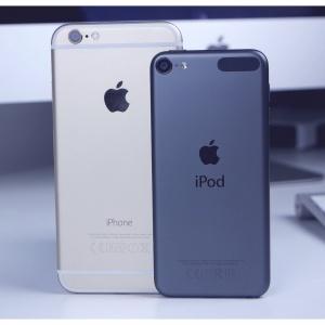 V čom sa líši iPod Touch 6. generácie (približne 170€) a iPhone 6 (približne 480€)?