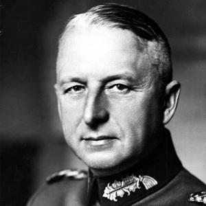 Jedným z hlavných architektov plánov blitzkriegu proti západnej Európe bol