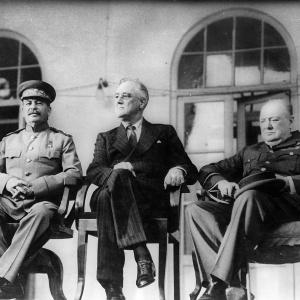 Stretnutie predstaviteľov USA, Veľkej Británie a ZSSR sa neuskutočnilo v