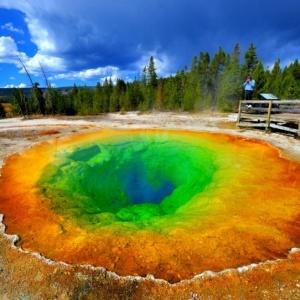 Ako sa volá najstarší národný park na svete?