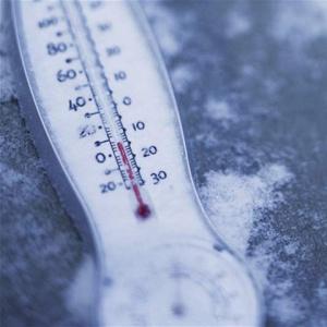 Akú hodnotu činí najnižšia nameraná teplota na africkom kontinente?