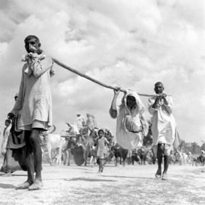 Kto bol najvýznamnejšou osobnosťou indického oslobodeneckého hnutia proti britským kolonizátorom?