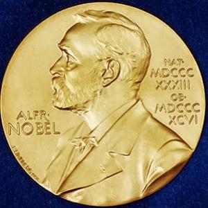 Ktorý bývalý prezident, prípadne predseda vlády, je nositeľom Nobelovej ceny za literatúru?
