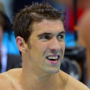 Žralok z Baltimoru, 31-ročný americký plavec s piatou účasťou pod olympijskými kruhmi. 19 zlatých olympijských medailí, najviac spomedzi všetkých športovcov: