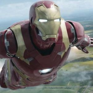 Aké označenie nesie Iron Manov najnovší oblek v Civil War?