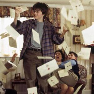 Kolik let bylo Harrymu, když mu přišel první dopis z Bradavic?