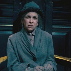 Jak se jmenovala Harryho sousedka, moták, která na něj měla dávat pozor?