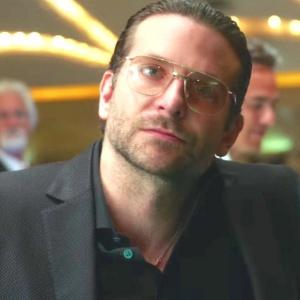 Bradley Cooper vo filme:
