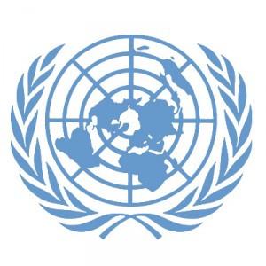 Pro kterou mezinárodní organizaci je charakteristické logo na obrázku?