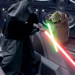 III: Kdo přišel vyzvednout Yodu po jeho souboji s Darth Sidiousem v budově Senátu?