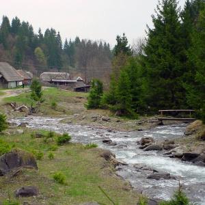 Ktorá zo spomenutých riek nepramení na Ukrajine?