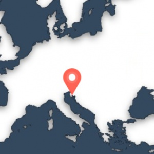 O jaký poloostrov na severu Chorvatska jde?