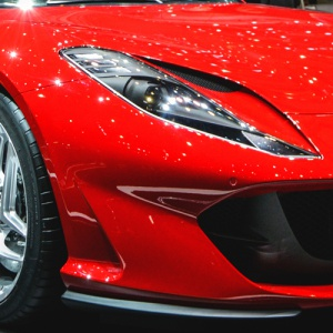 Aký nový model od Ferrari je na fotke?