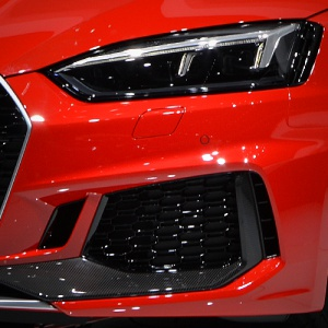 Aká športová novinka od Audi je na fotke?