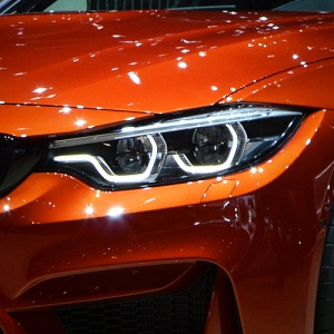 Akému športovému BMW patria tieto faceliftované svetlá?