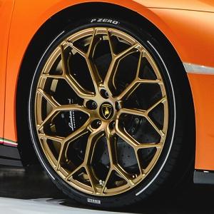 Ktorému Lamborghini patria tieto efektné disky?
