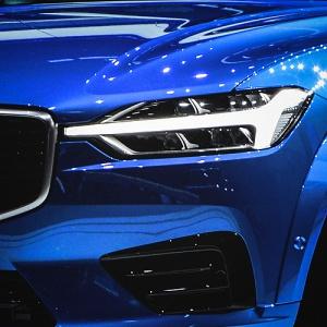 Aké nové Volvo je na zábere?