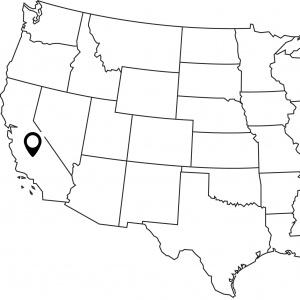 Jaký stát je označený na obrázku?