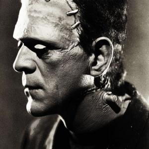 Kto stelesnil Frankensteinovo monštrum vo filme z roku 1931?