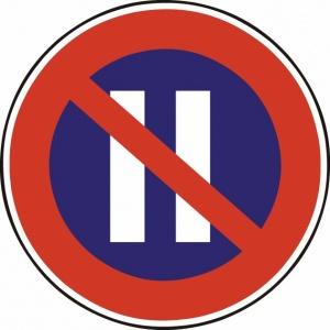 Táto dopravná značka zakazuje...