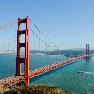V ktorom meste sa nachádza tento svetovo preslávený most?