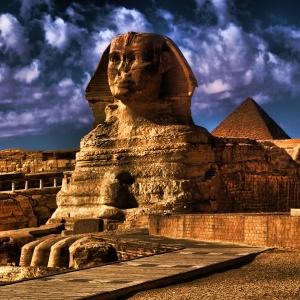 Kde sa nachádza táto najznámejšia sfinga?