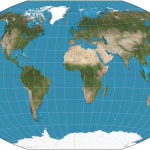 Ktorý štát má najväčšiu rozlohu?