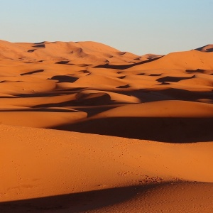 Ktorá púšť je rozlohou najväčšia?