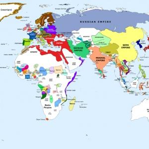Ktorý štát sveta je rozlohou najmenší?