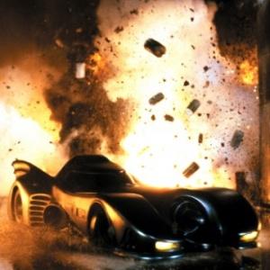 Ktorej verzii gothamského rytiera patril tento Batmobile?