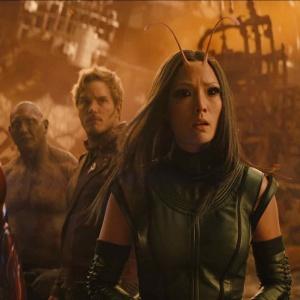 Ako Star-Lord a zvyšok jeho bandy vedeli, že majú ísť na Titan?
