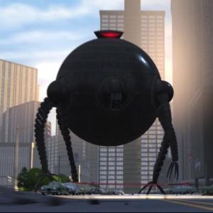 Akým spôsobom Syndrome vylepšoval svojho robota Omnidroida?