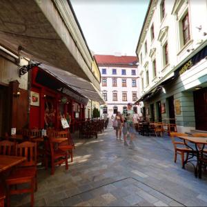 Na Sedlárskej nájdeš hudobný bar, populárny najmä medzi turistami. Ide o?