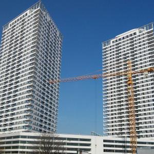 Okrem Kamzíka je najvyššou obývanou budovou v Bratislave? (k 2018)