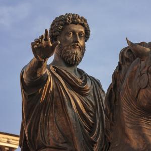 Napísal rímsky cisár Marcus Aurelius svoju knihu