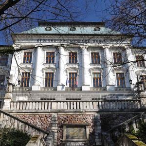 Sa nachádza najstaršia univerzita v strednej Európe