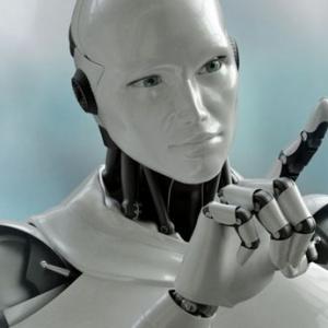 """Ktorý spisovateľ vjednom zo svojich diel vymyslel slovo """"robot""""?"""