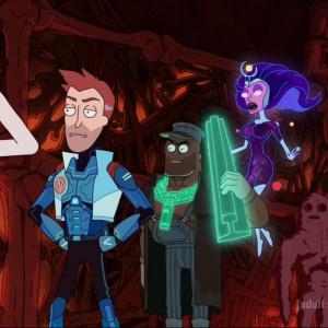 Ako sa volá tím superhrdinov, ktorého členmi boli aj Rick s Mortym?