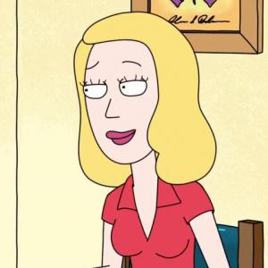 Aký je obľúbený nápoj Rickovej dcéry a Mortyho matky, Beth?
