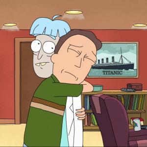 Ako sa volá Jerryho obľúbený Rick z inej dimenzie?
