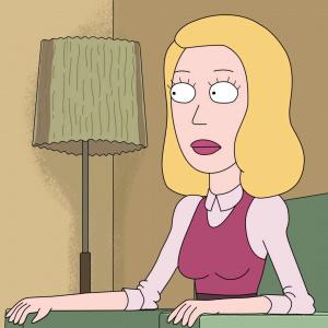 Akú prácu má Beth?