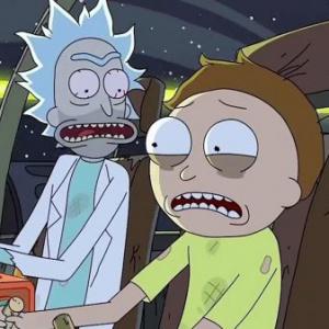 V ktorej inej televíznej šou mala dvojka Ricka a Mortyho cameo?