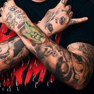 Na koho tetovanie sa pozeráš?
