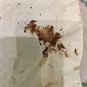 Môžem do koša na papier vyhodiť papierový obal, ktorý je znečistený?