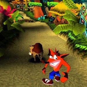 V ktorom roku vyšiel Crash Bandicoot?