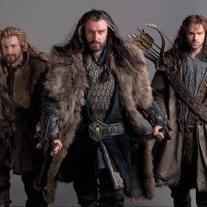 V akom príbuzenskom vzťahu boli Thorin, Fili a Kili?