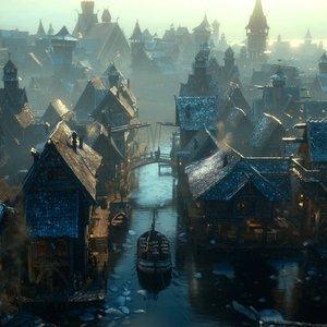 Kam následně utekli obyvatelé Jezerního města?