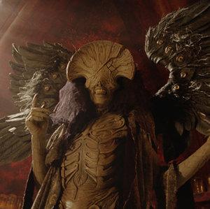 V druhom Hellboyovi sa objavila aj postava menom Angel of Death. Vieš, kto ju stvárnil?